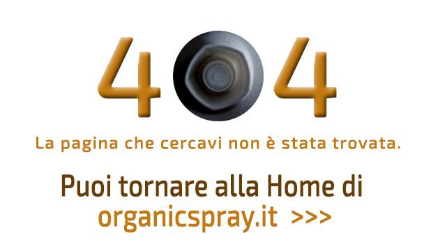 organicspray italy 404