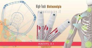 Haevyl 3.l Oral conditioner serum lavylites prodotti