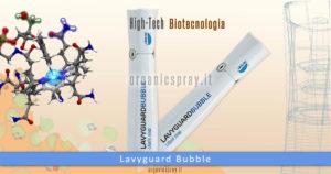 Lavyguard Bubble Sapone liquido per la cura della pelle