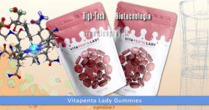 Vitapenta Lady gomma multivitaminica da donna